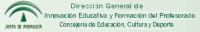 CEP Granada, Consejería de Educación, Cultura y Deporte de la Junta de Andalucía