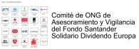 ONG colaboradoras del Comité Ético y de Vigilancia del Fondo Santander Solidario Dividendo Europa