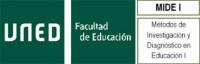 Departamento MIDE I-Facultad de Educación. UNED