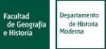 Departamento de Historia Moderna