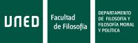 Departamento de Filosofía y Filosofía Moral y Política
