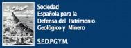 Sociedad Española para la defensa del patrimonio geológico y minero